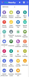 paynearby retailer apps