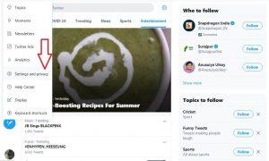 ट्विटर अकाउंट वेरीफाई कैसे करे